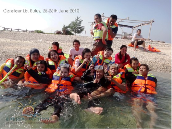 carefour - Experiencing Tidung