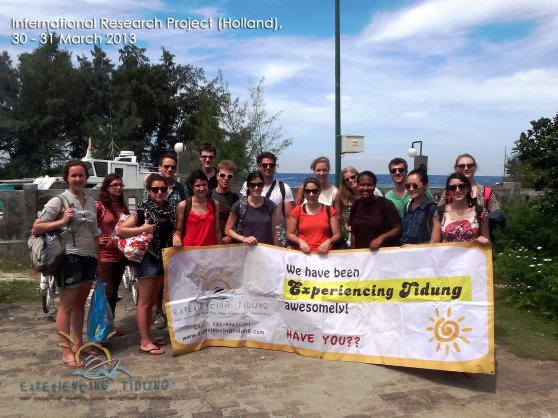IRP - Aeclipse - Experiencing Tidung