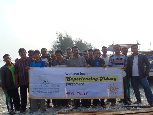 PGRI Leuwisadeng, Bogor - Experiencing Tidung