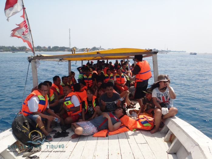 PT. SNS Bantem 2 - By: Experiencing Tidung