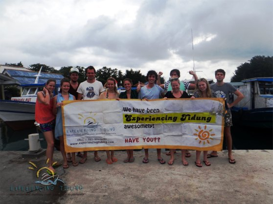 11/1/14 - Mrs. Lotte Loeber  - Experiencing Tidung