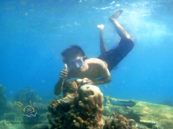 by: Experiencing Tidung
