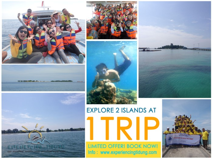 pulau tidung promo - Experiencing Tidung